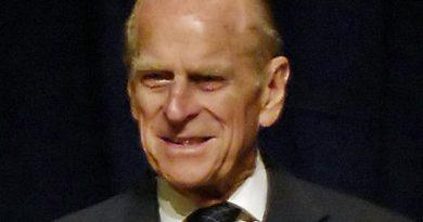"Trauer um Prinz Philip ""Duke of Edinburgh"""