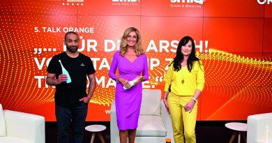 5. Talk ORANGE – Vom Start-up zur Trendmarke