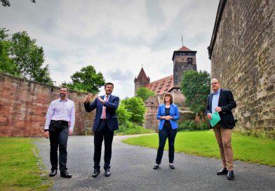 Chance auf eine Urbane Gartenschau in Nürnberg 2030